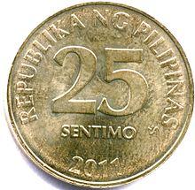 philippine twenty five centavo coin wikipedia. Black Bedroom Furniture Sets. Home Design Ideas