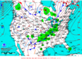 2012-03-08 Surface Weather Map NOAA.png