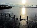 2012 'Seegfrörni' - Zürichsee - Rapperswil Hafen -Fischmarktplatz 2012-02-18 16-58-24 (SX230).JPG