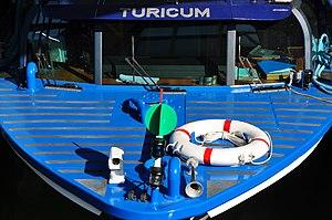2012 'Tag der offenen Werft' - ZSG Werft Wollishofen - Limmatboot 'Turicum' 2012-03-24 14-49-18.JPG