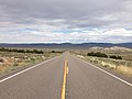 2014-08-11 13 44 01 View east along U.S. Route 50 about 13.4 miles east of the Eureka County line in White Pine County, Nevada.JPG