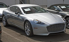 2014 AM Rapide S front.jpg