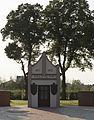 2014 Bazylika w Chorzelowie, cmentarz 04.JPG