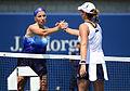2014 US Open (Tennis) - Tournament - Svetlana Kuznetsova and Marina Erakovic (14900110529).jpg