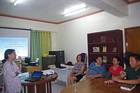 2014 Waray Wikipedia Edit-a-thon 03.JPG