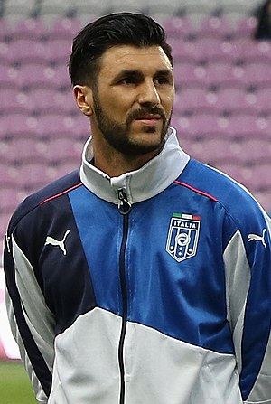 Roberto Soriano - Soriano with Italy in 2015