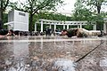 2015 Law Enforcement Explorers Conference even more pushups in the rain.jpg