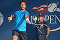 2015 US Open Tennis - Qualies - Jose Hernandez-Fernandez (DOM) def. Jonathan Eysseric (FRA) (20344576034).jpg