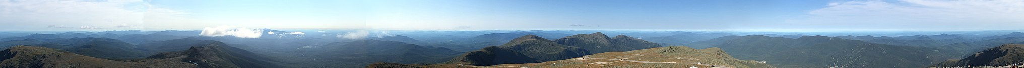 Mount Washington view