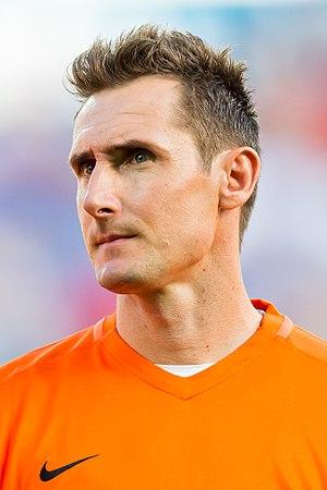 Miroslav Klose - Klose in 2016