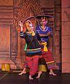 2016 Phnom Penh, Tradycyjny Kambodżański Pokaz Tańca (191).jpg