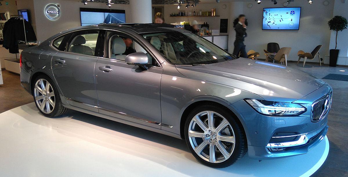 Volvo V90 (2016) – Wikipedia