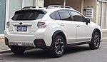 2017 Subaru XV (GP7 MY17) 2.0i-L hatchback (2018-08-27) 02.jpg
