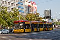 2018-07-06 Warsaw Tram 3618 on Line 35.jpg