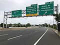 2018-07-21 15 44 33 View east along Interstate 80 (Bergen-Passaic Expressway) at Exit 65 (Green Street, Teterboro, South Hackensack) on the border of South Hackensack Township and Teterboro in Bergen County, New Jersey.jpg