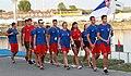 2018-08-07 World Rowing Junior Championships (Opening Ceremony) by Sandro Halank–112.jpg