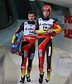 2018-11-25 Doubles Sprint World Cup at 2018-19 Luge World Cup in Igls by Sandro Halank–266.jpg