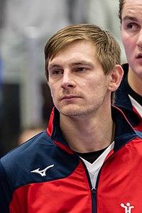 20180105 Men's handball Austria - Czechia Milan Kotrč 850 8998.jpg