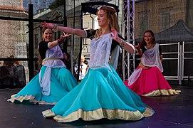 20180617 Krakowska Noc Tańca Zespół Tańca Indyjskiego Moh Lena - 1601 4307 DxO.jpg