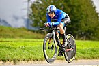 20180924 UCI Road World Championships Innsbruck Women Juniors ITT Giorgia Bariani DSC 7579.jpg