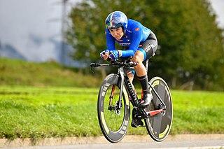 Giorgia Bariani Italian cyclist
