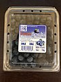 2019-03-10 22 59 36 A carton of Fresh Results blueberries from Chile in the Franklin Farm section of Oak Hill, Fairfax County, Virginia.jpg