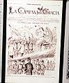 234 Museu d'Història de Catalunya, número de La Campana de Gràcia.JPG