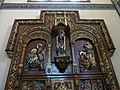 246 Església nova de Santo Tomás de Canterbury (Sabugo, Avilés), retaule de Sant Josep.jpg