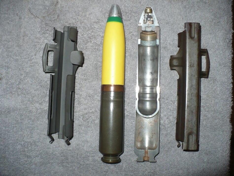 30mm ammo