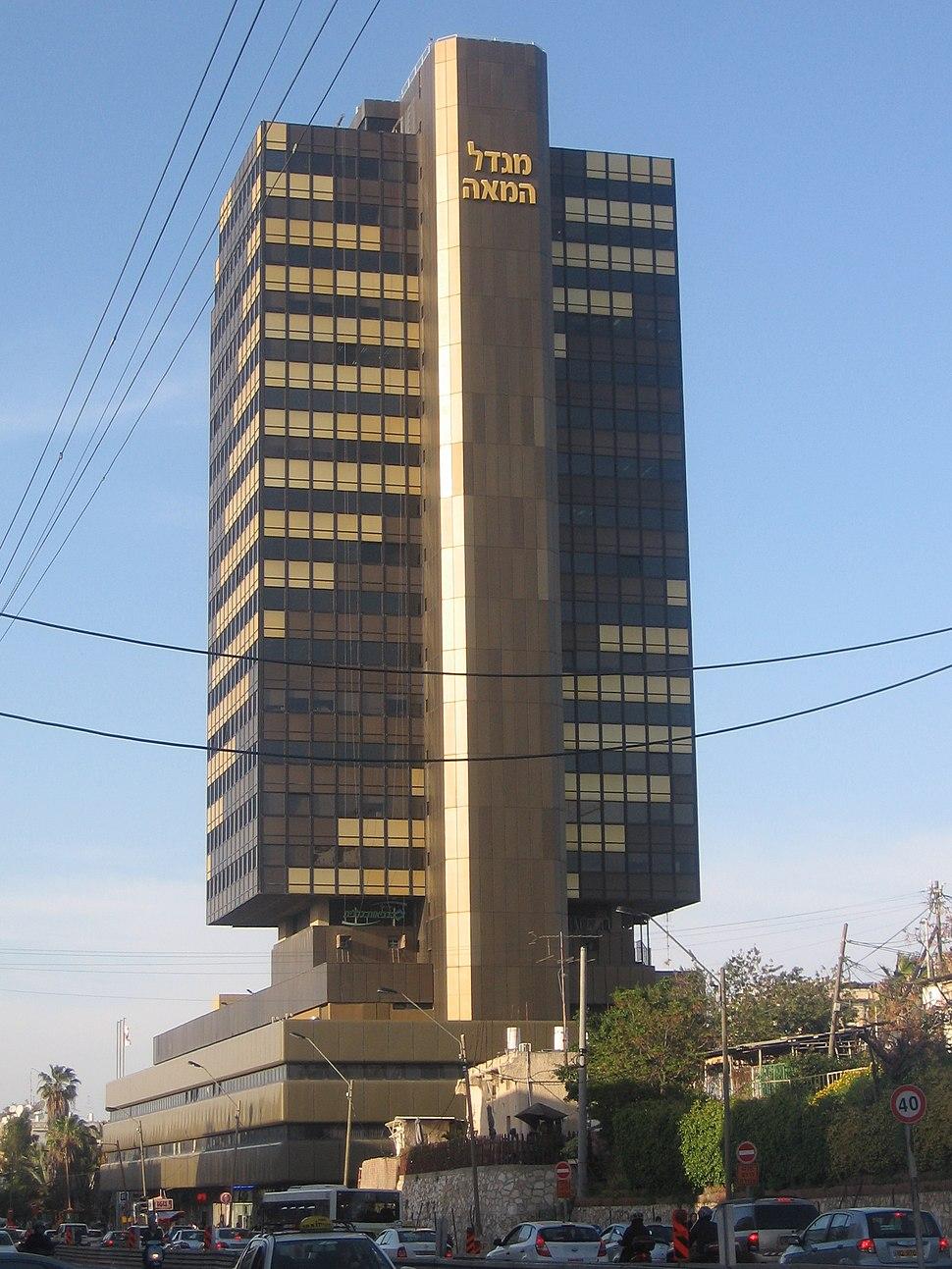 31.03.09 Tel Aviv 094 Hame'ea Tower
