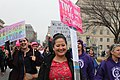 31.Enroute.WomensMarch.WDC.21January2017 (32118820070).jpg
