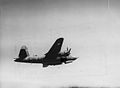 323d Bombardment Group - B-26 Marauder taking off 2.jpg