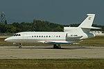 3C-ONM Dassault Mystere Falcon 900B F900 - Government Equatrioal Guinea (29651057020).jpg