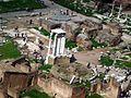 4578 - Roma - Fori - Tempio di Vesta - Foto Giovanni Dall'Orto - 17-Mar-2008.jpg