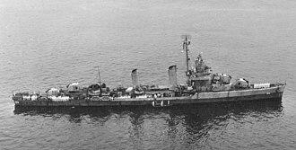 USS Lansdowne (DD-486) - USS Lansdowne (DD-486)