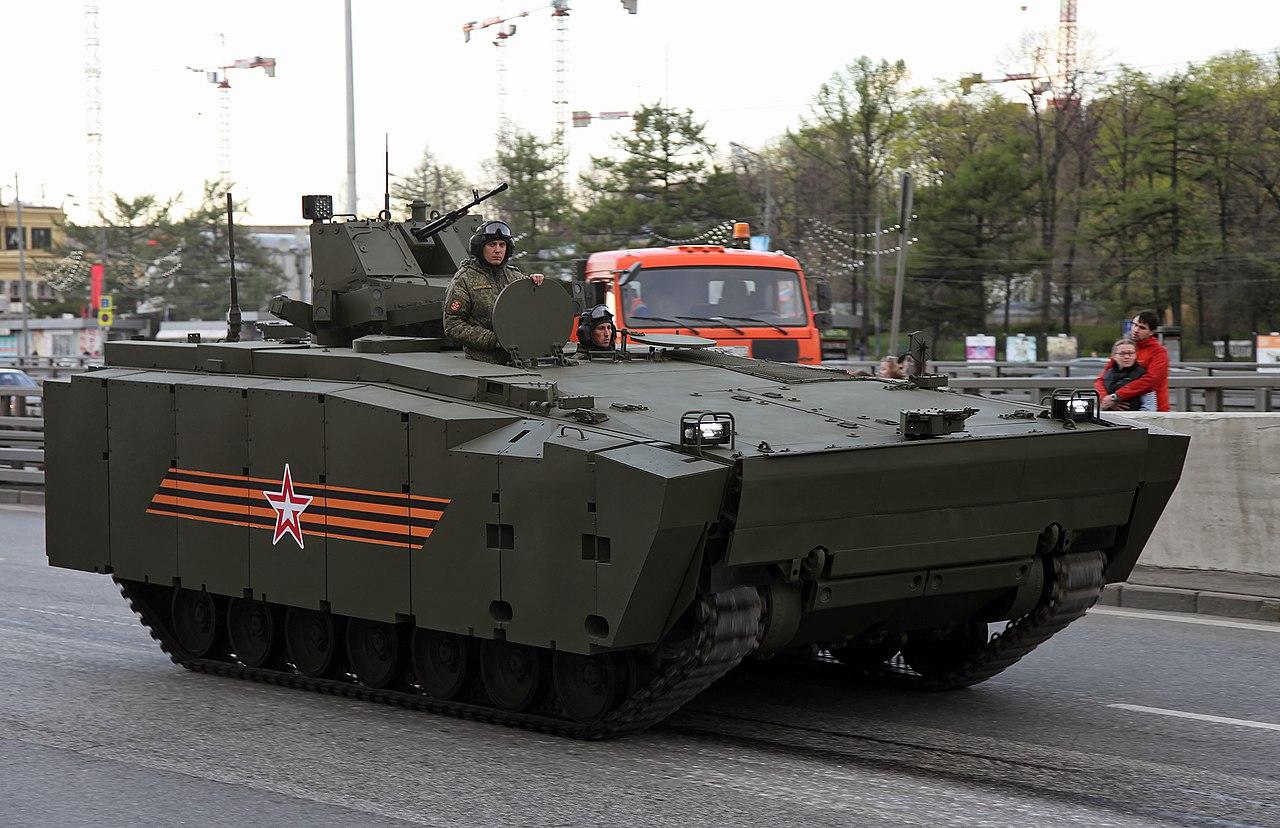 Армия Индонезии успешно испытала украинские БТР - Цензор.НЕТ 2212