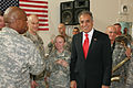 4th Inf. Div. Band plays 4th of July for Iraqi president, U.S ambassador, M DVIDS32266.jpg