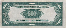 500 USD note;  series of 1934;  reverse.jpg
