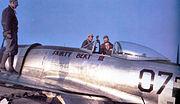 514th Fighter Squadron P-47 Thunderbolt 1945
