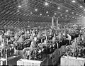 54 Maintenance Unit repaired engines at Newmarket WWII IWM CH 16655.jpg