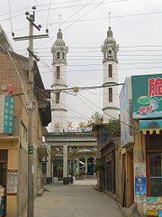 Linxia City Wikipedia