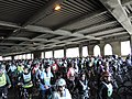 5BBT 2013 on FDR Drive under NY Hospital jeh.jpg