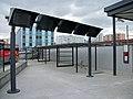 5 tableaux d'affichage derrière la gare de Clermont-Ferrand 2015-03-17.JPG