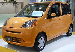 "2008 Honda Life ""G"" trim package"