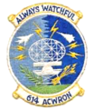 614th Radar Squadron - Emblem.png