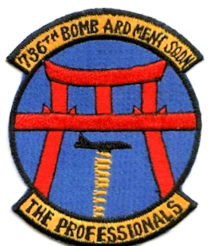 736th Bombardment Squadron - Emblem of the 736th Bombardment Squadron