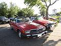 75 Mercedes-Benz 450 SL & 85 Mercedes 380 SL (7324693382).jpg