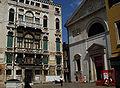 8006 - Venezia - Palazzo Bellavite e San Maurizio - Foto Giovanni Dall'Orto, 12-Aug-2007.jpg