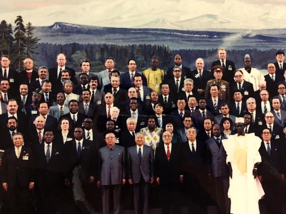 80th Anniversary Kim Il-Sung