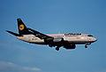 82as - Lufthansa Boeing 737-330; D-ABET@ZRH;01.02.2000 (5197621541).jpg